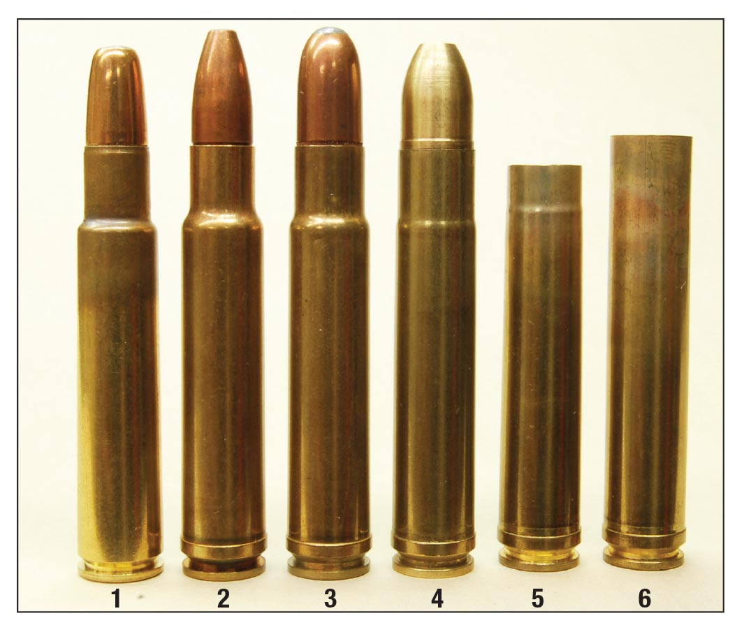 The .416 Weatherby barrel is .750 inch in diameter at the muzzle and can have a muzzle brake if needed.