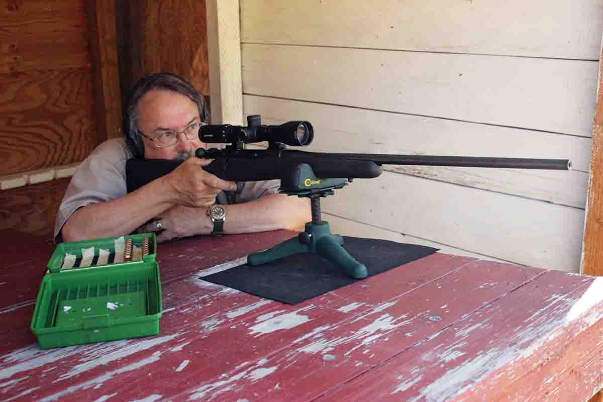 One reason the 7mm Remington Magnum remains popular is moderate recoil.
