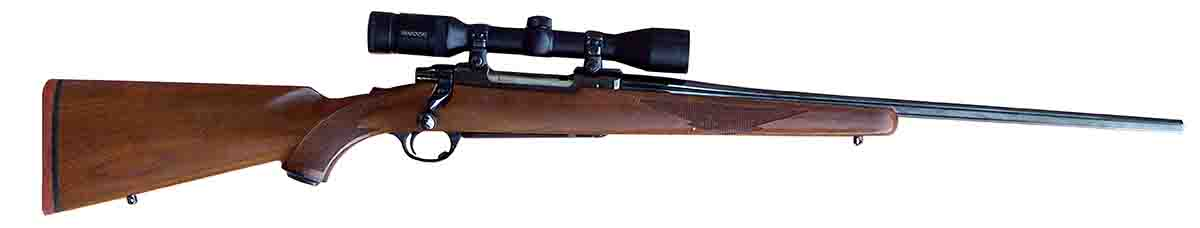 The .257 Roberts remains a very popular rifle/cartridge combination for hunters throughout the country.