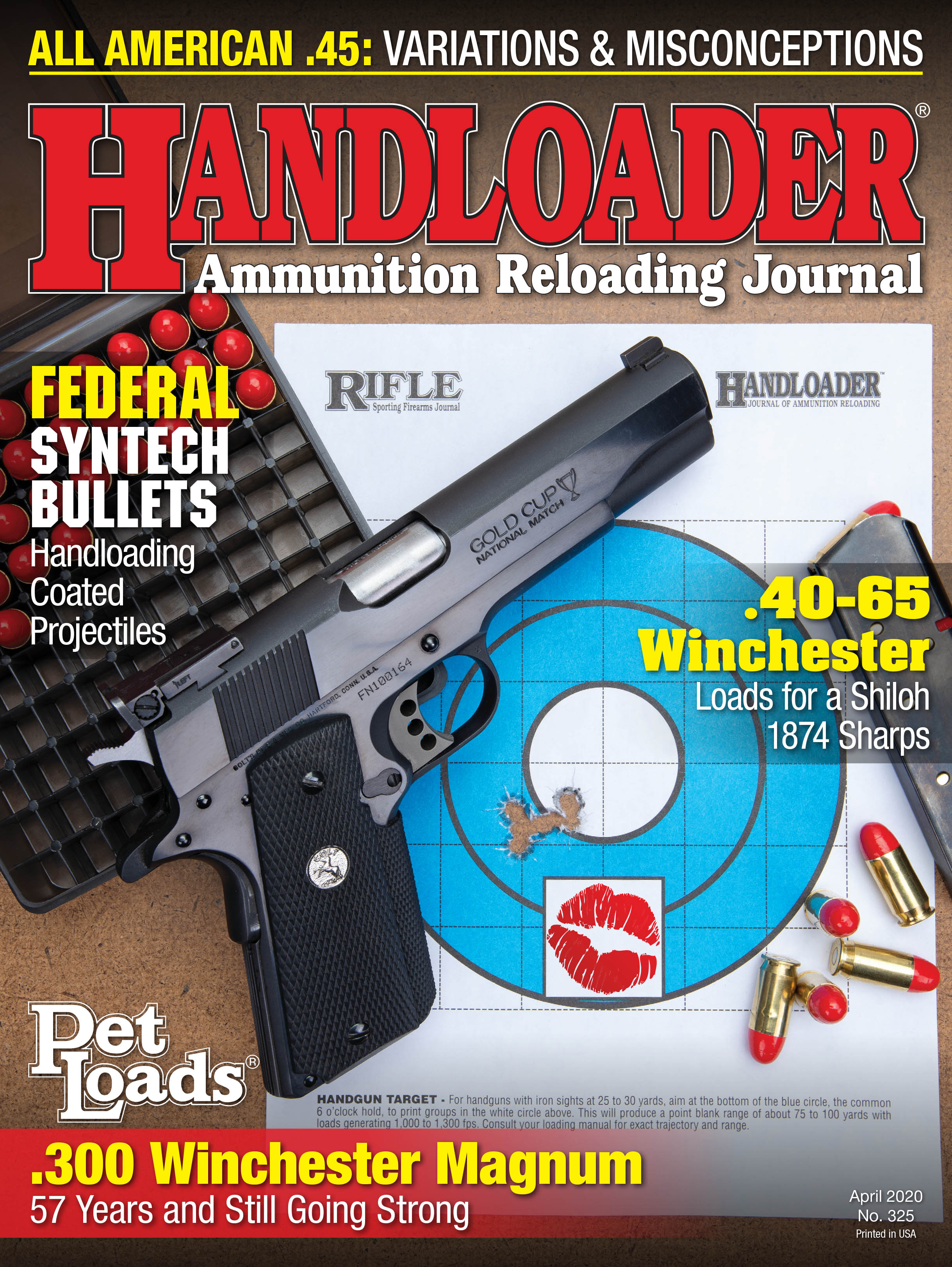 Handloader April/May 2020