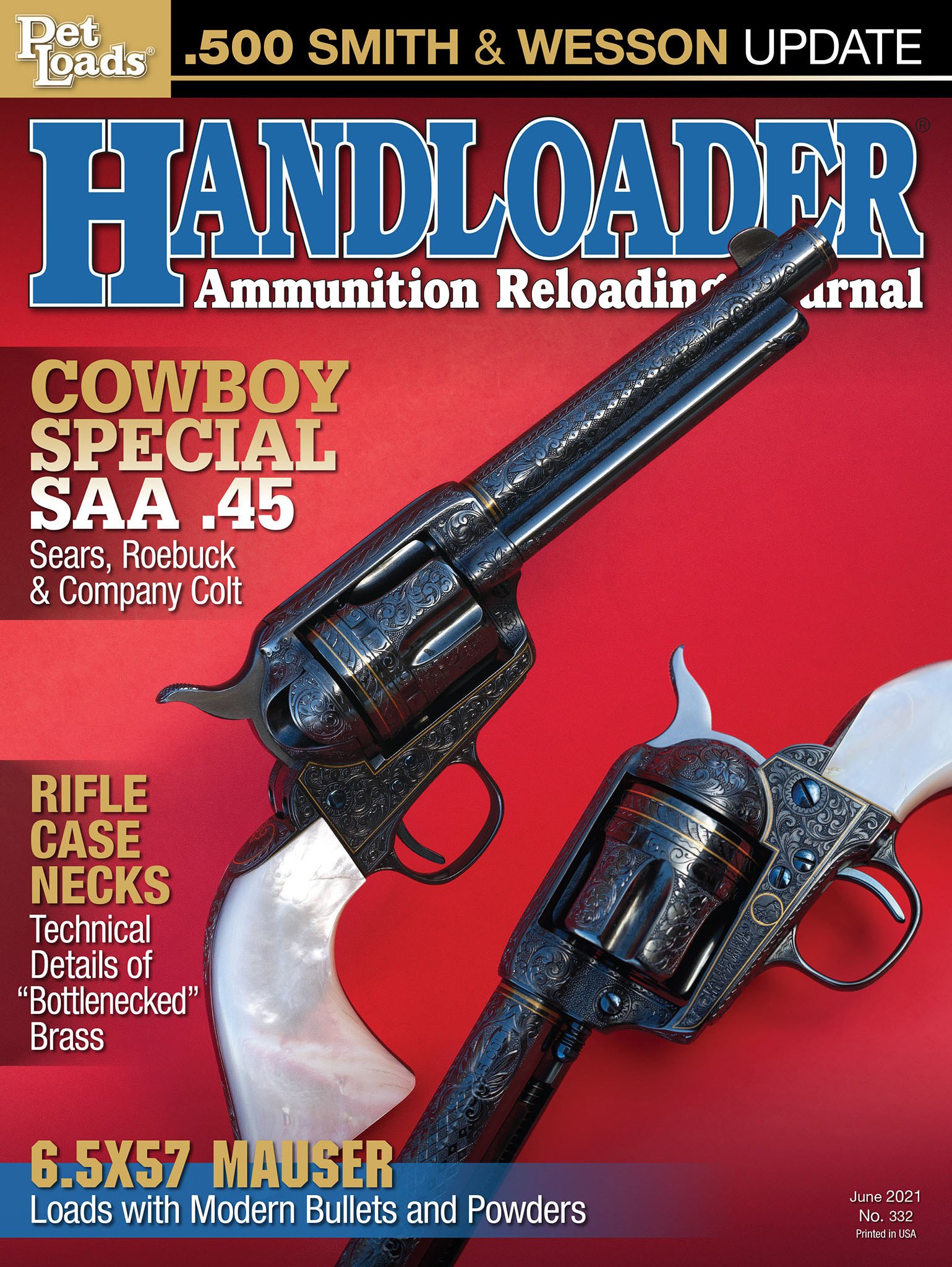 Handloader June/July 2021